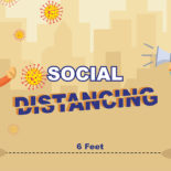 social distancing چیه؟
